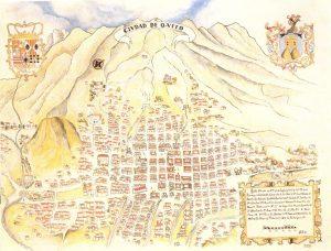 http://www.frentesavanzadosdelahistoria.com/hernando_delaparra/6_plano_quito_3.JPG